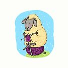 Knitting Sheep by TsipiLevin