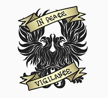 Dragon Age Origins - Gray Warden - In Peace Vigilance Unisex T-Shirt