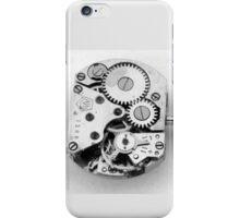 Clockwork - Macroview iPhone Case/Skin