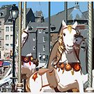 Merry-Go-Round Horse by Claire McCall