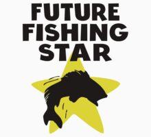 Future Fishing Star Kids Tee