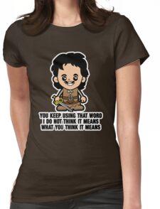 Lil Inigo Womens Fitted T-Shirt