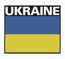 Ukraine Flag by FlagTown