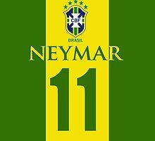 NEYMAR by Mister-A