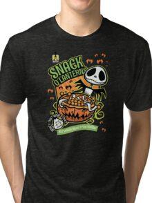 Snack O'Lanterns! Tri-blend T-Shirt