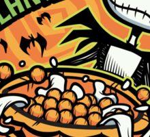 Snack O'Lanterns! Sticker