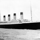 RMS Titanic by TilenHrovatic
