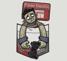 Zombie in my Pocket! by nikholmes