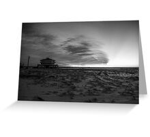 Sleeping by the Bay Greeting Card