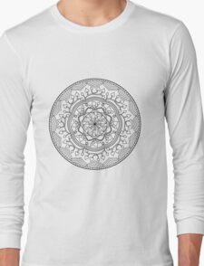 Leafy Mandala T-Shirt