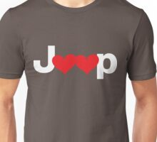 Jeep Love Unisex T-Shirt