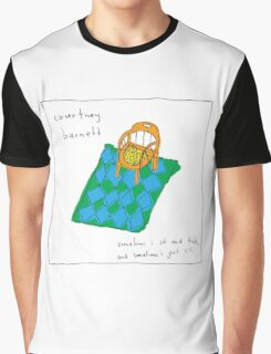 Courtney Barnett Sometimes I Sit and Think, and Sometimes I Just Sit  Graphic T-Shirt