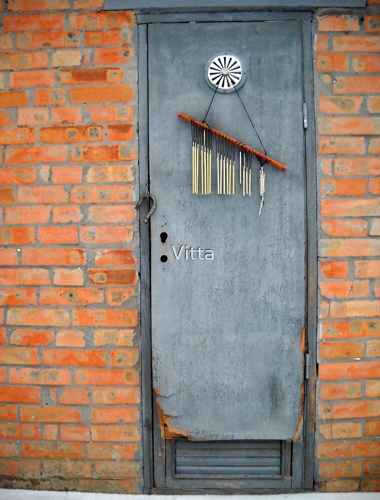 Old Door by Vitta