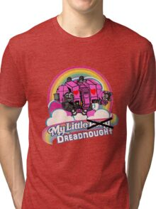 My Little Dreadnought Tri-blend T-Shirt