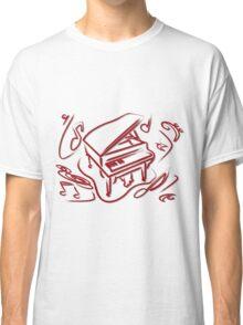 Flügel Classic T-Shirt