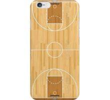 Basketball Court Phone Case iPhone Case/Skin