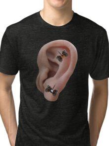 Sound Blaster, T Shirts & Hoodies. ipad & iphone cases Tri-blend T-Shirt
