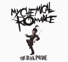 The Black Parade - MCR SHIRT by kellyponies