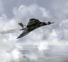 Vulcan Soar by J Biggadike