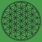 Flower of Life by Kryshalis