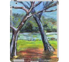 Sketching Trees iPad Case/Skin