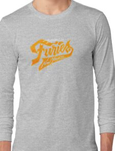 Baseball Furies 1979 Long Sleeve T-Shirt