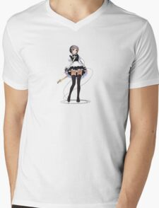 yuki nagato Mens V-Neck T-Shirt