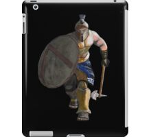 Spartan Warrior, T Shirts & Hoodies. ipad & iphone cases iPad Case/Skin