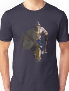 Spartan Warrior, T Shirts & Hoodies. ipad & iphone cases Unisex T-Shirt