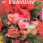 Valentine Kisses & Hugs by © Betty E Duncan ~ Blue Mountain Blessings Photography