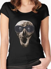 COOL, T Shirts & Hoodies. ipad & iphone cases Women's Fitted Scoop T-Shirt