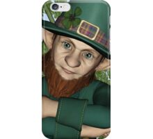 Leprechaun iPhone Case/Skin