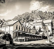 Jenolan Cave Guesthouse - Jenolan Caves by Andrew Dodds