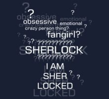 Drunk Sherlock Fangirl T-Shirt