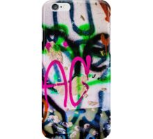 Simple graffiti 2 iPhone Case/Skin