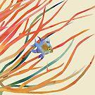 Blue Fish by Kanika Mathur