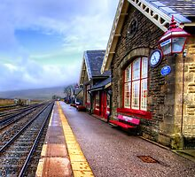 Ribblehead Station by Stephen Smith