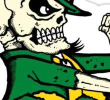 The Violent Irish Sticker
