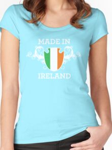 Made in Ireland Women's Fitted Scoop T-Shirt