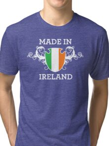 Made in Ireland Tri-blend T-Shirt