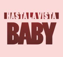 Terminator 2 - Hasta La Vista Baby Kids Clothes