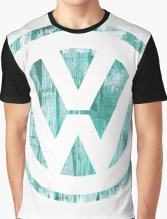 VW Grungy II Graphic T-Shirt