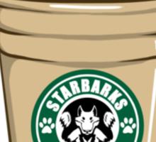 StarBarks Sticker