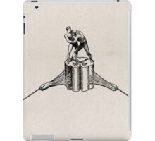 CUADRILATERO (ring) iPad Case/Skin