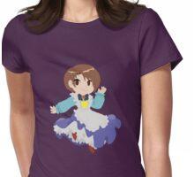 Harvest Moon - Little Eli Womens Fitted T-Shirt