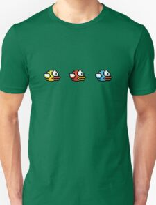The Flappy Birds Unisex T-Shirt