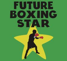 Future Boxing Star One Piece - Short Sleeve