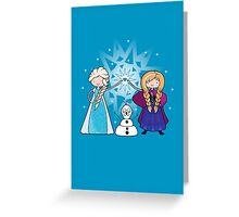 Sister Time Greeting Card