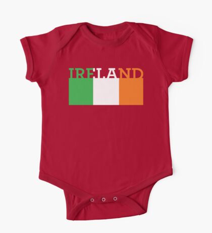 Saint Paddy's Day T-shirt One Piece - Short Sleeve