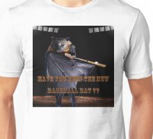 Baseball Bat Unisex T-Shirt